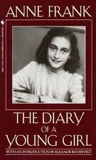 Anne Frank: The Diary of a Young Girl, Paperback 1993, New, Free Shipping