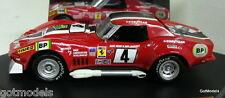 Vitesse 1/43 Scale L128 Chevrolet Corvette #4 NART 1972 Heinz Johnson