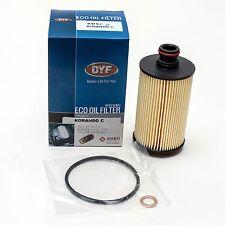 Eco Oil filter 6711803009 SsangYong KORANDO C (2011~) Made in korea