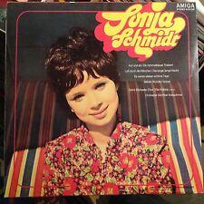 LP Sonja Schmidt(incl.HIMMELBLAUER TRABANT)/Klaus Sommer  AMIGA DDR