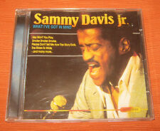 "Sammy Davis Junior CD "" WHAT I'VE GOT IN MIND "" Elap"