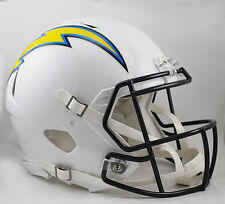 SAN DIEGO CHARGERS NFL Riddell SPEED Full Size AUTHENTIC Football Helmet