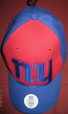 NY Giants Kids Cap Official NFL Team Apparel Merchandise Hat New One Size