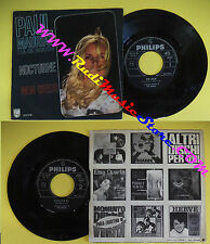 LP 45 7'' PAUL MAURIAT Nocturne Mon credo italy PHILIPS 373 775 BF no cd mc dvd