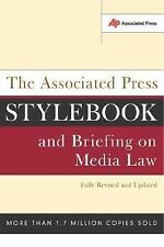 The Associated Press Stylebook and Briefing on Media Law