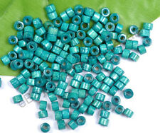 Wholesale 200pcs Bead Wood Tube Spacer Beads 4X3MM 12Colors U PICK