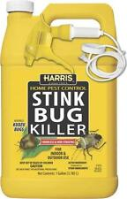 NEW HARRIS STINK-128 GALLON STINK BUG INSECT KILLER SPRAY WORKS GREAT SALE PRICE