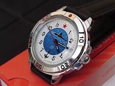 Russian military watch VOSTOK. Komandirskie 431055