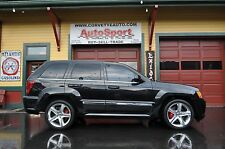 2009 Jeep Grand Cherokee SRT8 Sport Utility 4-Door