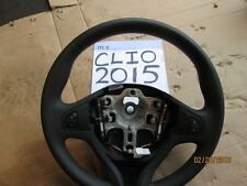 2015 RENAULT CLIO MK IV 1.2 PETROL STEERING WHEEL WITH CRUISE CONTROL 985108800R