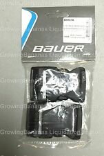 "Bauer Goalie Chest Protector Buckles! Pair Two Pack 2"" Buckle Black 1044158"