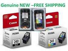 Genuine Canon 240/241 Original ink cartridge combo for MG4120 MG3620 printer