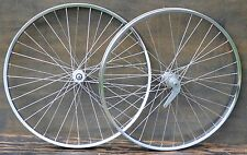 "26"" Cruiser Bike WHEELS Vintage Bendix RB2 Hub NOS Rims Schwinn Chopper Bicycle"