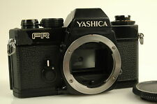Yashica FR 35mm SLR Film Camera Body Only