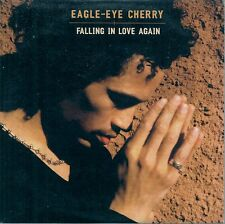 CD SINGLE 3 TITRES--EAGLE EYE CHERRY--FALLING IN LOVE AGAIN--1998