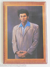 Kramer Painting FRIDGE MAGNET (2 x 3 inches) seinfeld michael richards tv show