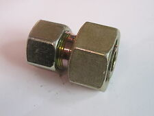 25mm x 20mm Hydraulic Tube End Reducing Coupler S Series - KOR 25/20 S #14A220