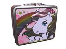My Little Pony Metallic Starshine Pastel Rainbow Lunchbox by Loungefly NEW!