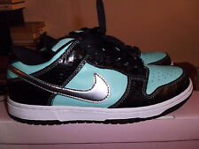 Nike SB Dunk Lo Low Tiffany UK 7 Diamond Supply Company Rare Deadstock High Hi
