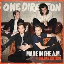ONE DIRECTION (MADE IN THE AM - DELUXE SOFTPACK EDITION CD SEALED + FREE POST)