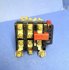 SQUARE D OVERLOAD RELAY SE0-6B