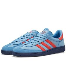 ADIDAS SPZL SPEZIAL GT MANCHESTER NEW SZ 6 US LIGHT BLUE BRIGHT RED S80567 DS