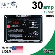 Blue Sky 30 Amp 12 Volt SB3000i MPPT Solar Panel Charge Controller