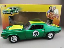 "Cooter 's Chevy Camaro ""the Duke' s of Hazzard"" Johnny Lightning 1:18 OVP NUOVO"