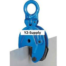 NEW! Vertical Plate Clamp Lifting Attachment 4000 Lb. Capacity!!