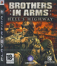 Brothers in Arms : Hell's Highway (Playstation 3)