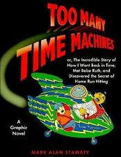 Too Many Time Machines (Graphic Novels)-ExLibrary