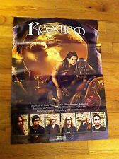 REQUIEM Mask Of Damnation SOUND RIOT RECORDS Heavy Metal Poster RARE Rock IMPORT