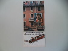 advertising Pubblicità 1979 FERRERO POCKET COFFEE