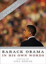 Barack Obama in His Own Words (2008, Paperback)
