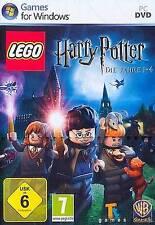 LEGO HARRY POTTER Die Jahre 1 - 4 DEUTSCH Neuwertig