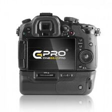 Cgpro DMW-BGGH3 Grip batterie de rechange pour Panasonic Lumix DMC-GH4 GH3 uk!
