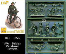 1:72 FIGUREN 8275 WWI BELGIAN CARABINIER BICYCLISTS - HÄT