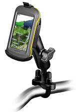 RAM Motorcycle Handlebar Mount for Garmin Montana 600, 650, 650t, 680