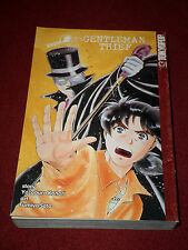 Kindaichi Case Files #14 : The Gentleman Thief (2006, TPB) by Kanari & Sato