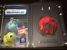 Monsters Inc Scream Arena GameCube