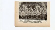 University of the South Sewanee 1915 Football Team Picture