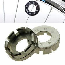NEU Fahrrad Speichenschlüssel 8-14 Speichengrößen Nippelspanner Schlüssel DODE