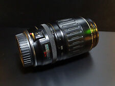 Canon EF 100-300mm f4.5-5.6 ultrasonic objectivement