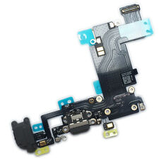 iPhone 6S PLUS Dock Connector Ladebuchse Mikrofon Antenne Audio schwarz/grau