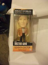 Doctor Who - Eleventh Doctor wacky wobbler bobble head  brand new still boxed