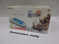 CONSOLE PEARL WHITE FINAL FANTASY DISSIDIA - SONY PSP - NEW