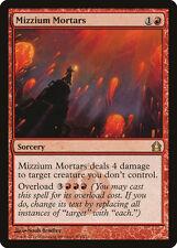 Mizzium Mortars   VO -  MTG Magic (EX)