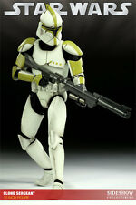 Sideshow 1/6 - Star Wars Clone Sergeant Phase 1 Armor