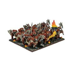 Mantic Games BNIB Kings of War Forces of Nature - Salamander Regiment MGKWN301