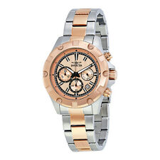 Invicta Specialty Chronograph Rose Dial Mens Watch 15605